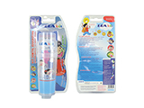 KIT DENTAL EDUCATIVO LEA KIDS | Kit dental en blíster con cartela multilingüe, desarrollado íntegramente para nuestro cliente Lascaray.